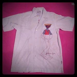 Platinum FUBU shirt